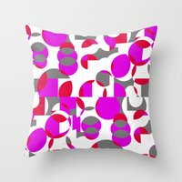 chakra Throw Pillows featuring Chakra Movements  by MZ Designs