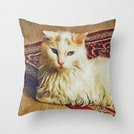 Enon Throw Pillow