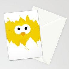 Minimal Chick Stationery Cards