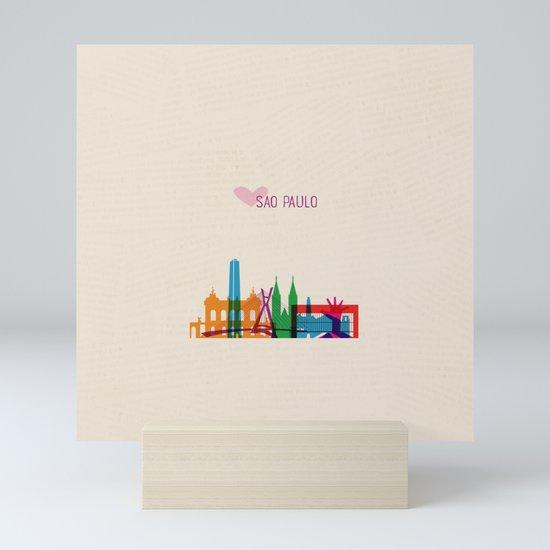 Love Sao Paulo Brazil by queenofcases