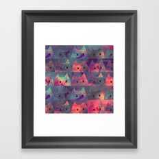 cats-305 Framed Art Print