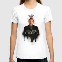 supernatural T-shirts featuring Crowley - Supernatural by KanaHyde