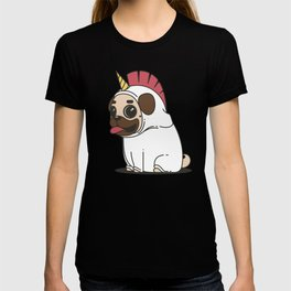 The Elusive Pugicorn T-shirt