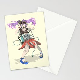 A/C Summer  Stationery Cards