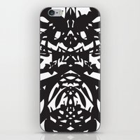 insects iPhone & iPod Skins featuring Poisonous İnsects by kartalpaf
