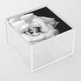 Rose Monochrome Acrylic Box