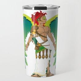 St. Raphael Travel Mug