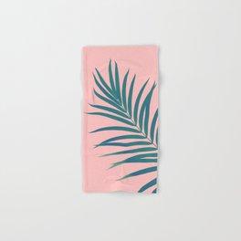Tropical Palm Leaf #3 #botanical #decor #art #society6 Hand & Bath Towel