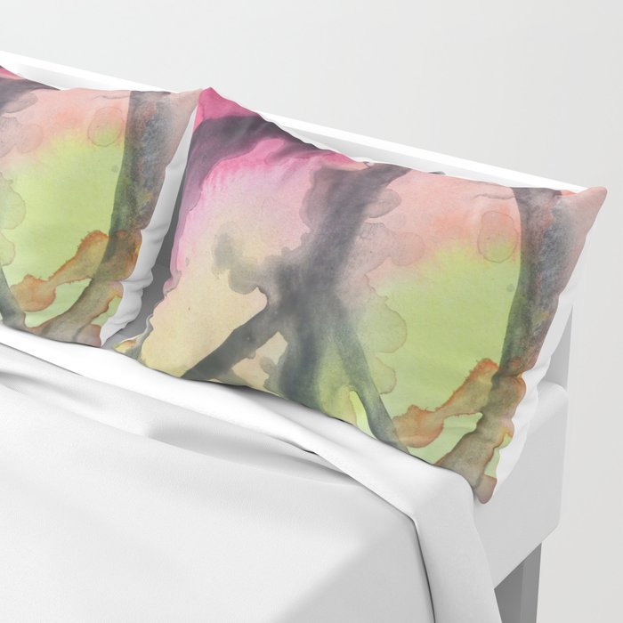 Colors of Peace Pillow Sham