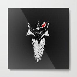 Ken Kaneki v11 Metal Print