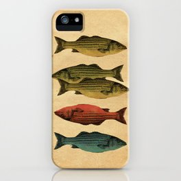 One fish Two fish... iPhone Case