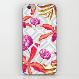 Beautiful Flowers iPhone Skin