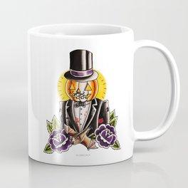 The Pumpkin Gent Coffee Mug