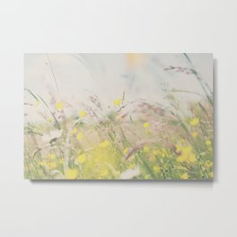 lazy hazy summer days ... Metal Print