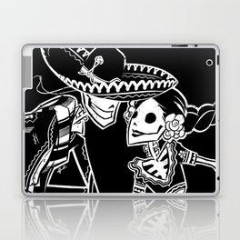 ZAPATEADO ON BLACK Laptop & iPad Skin