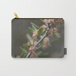 Closeup Mountain Laurel in Utah Carry-All Pouch
