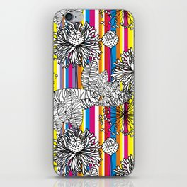 Papoula iPhone Skin