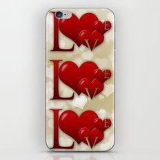 Love! Love! Love!  iPhone & iPod Skin