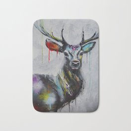 WTF DEER Bath Mat