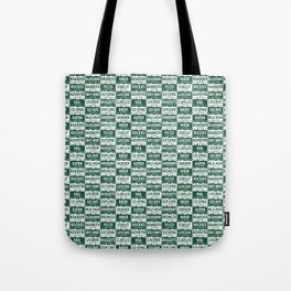 Colorado plates Tote Bag