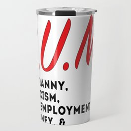Trump T.R.U.M.P Travel Mug