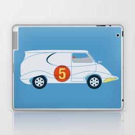 Tha Mach5 Van Laptop & iPad Skin