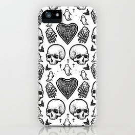 Ghostly Dreams II iPhone Case