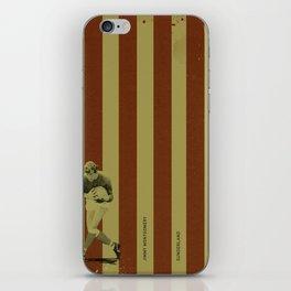 Sunderland - Montgomery iPhone Skin