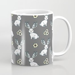 Jackelope of all Trades Pattern Coffee Mug