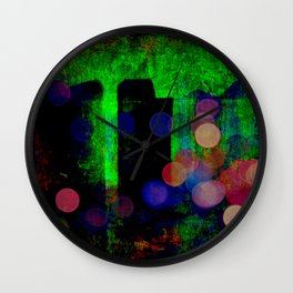 CHATEAU Wall Clock