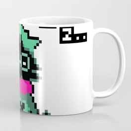 Ralsei and Kris Delta Rune Coffee Mug