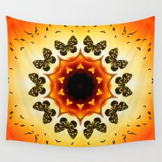 All things with wings Wall Tapestry