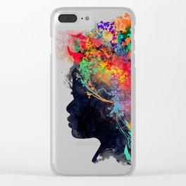 Wildchild Clear iPhone Case