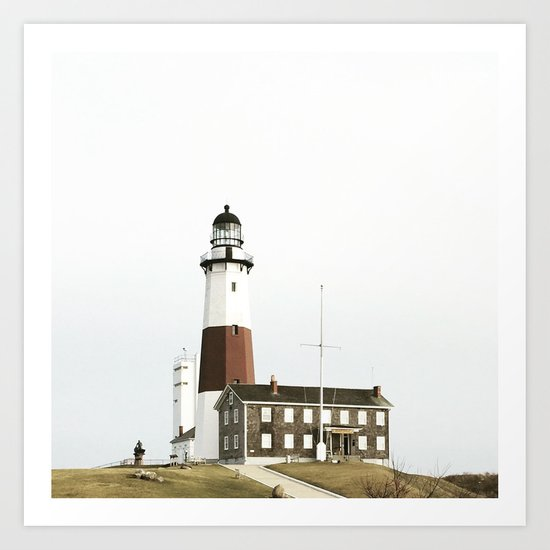 Lighthouse, Montauk Point by itsmichaelchan