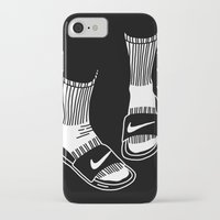 nike iPhone & iPod Cases featuring NIKE by Anna Berger