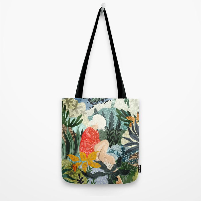The Distracted Reader Tote Bag