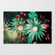 Fireworks - Philippines 7 Canvas Print