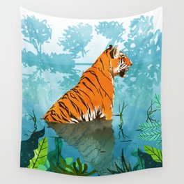 Tiger Creek Wall Tapestry
