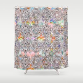 I Don't Know What You Expected Shower Curtain