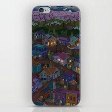Adventure Town iPhone Skin