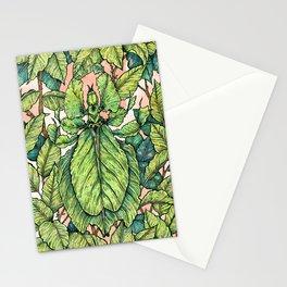 Leaf Mimic Stationery Cards