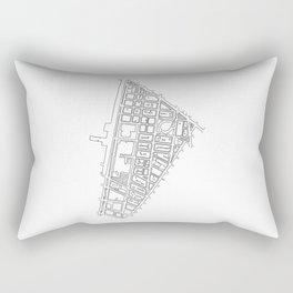 Tribeca, NY Rectangular Pillow