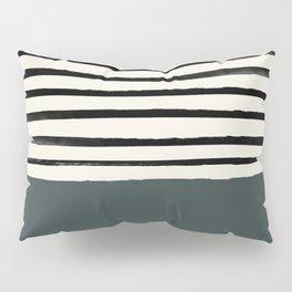 Juniper x Stripes Pillow Sham