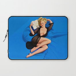Am I too good to be true? Laptop Sleeve
