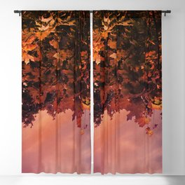 Ready for the Fall Blackout Curtain