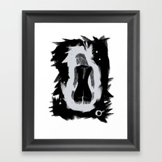 Wicca Framed Art Print