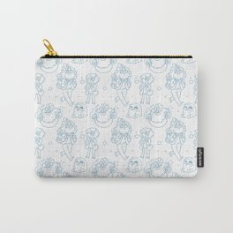 Ice King Pattern Carry-All Pouch