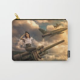 Army Wife Carry-All Pouch