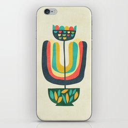 Potted Plant 3 iPhone Skin