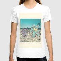 grateful dead T-shirts featuring Grateful Dead Beach Cruise by Charlotte hills